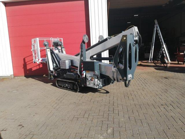 Spinhoogwerker Multitel SMX250